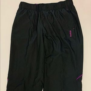 Reebok great condition mesh lined pants
